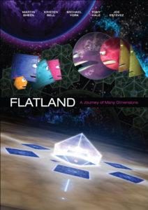 Flatland movie poster