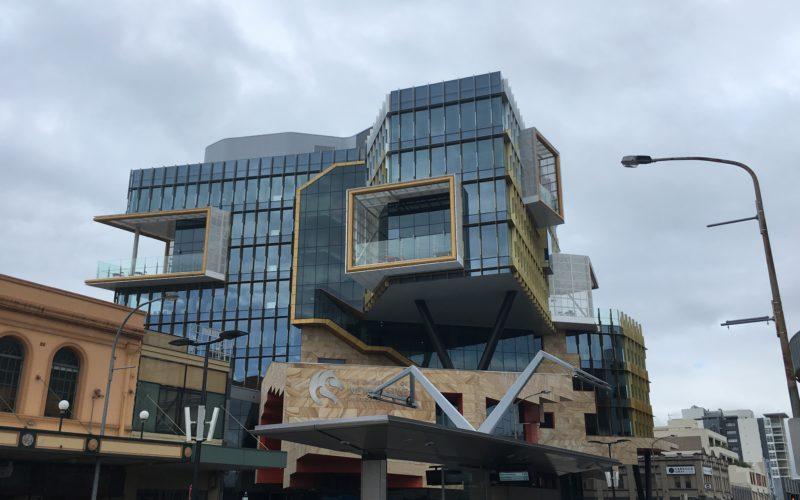 University of Newcastle building