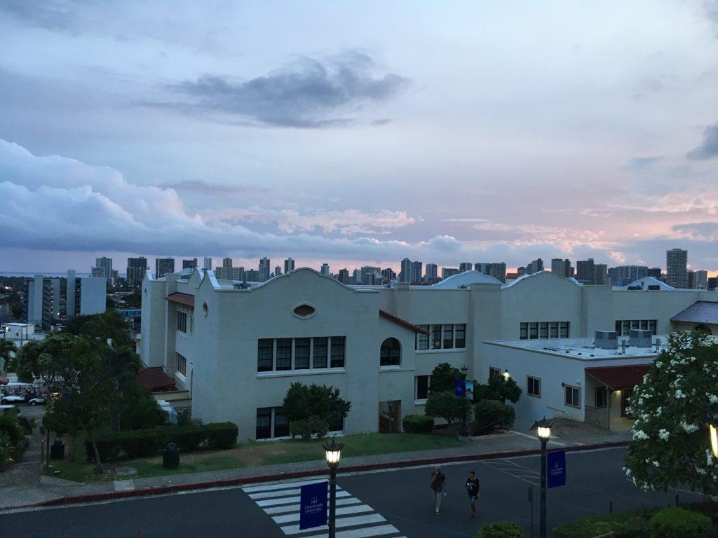 Chaminade University 3