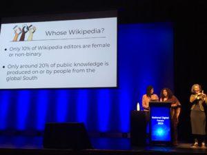 statistics on Wikipedia