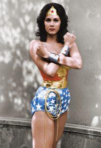 Wonder Woman actor Lynda Carter